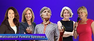 Top Female Motivational Speakers for Women's Leadership Events : Executive Speaker Bureau Blogs