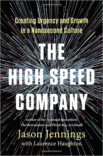 Jason Jennings, The High-Speed Company