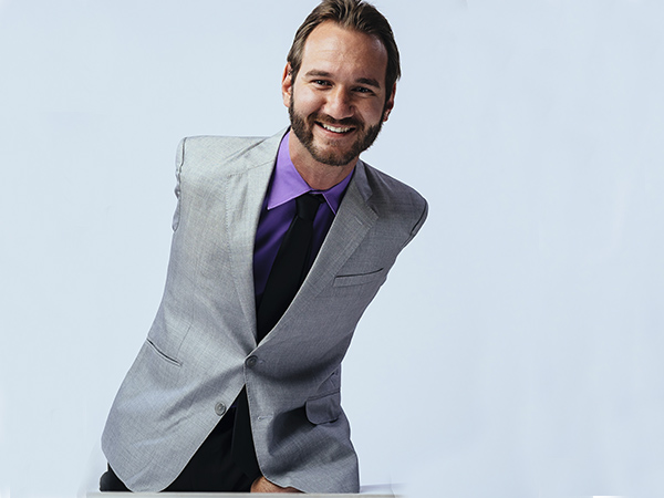 Nick Vujicic, Executive Speakers Bureau