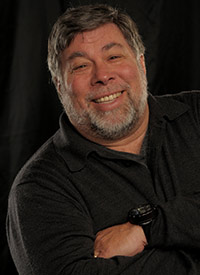Steve Wozniak, Executive Speakers Bureau