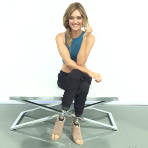 Amy Purdy, Executive Speakers Bureau