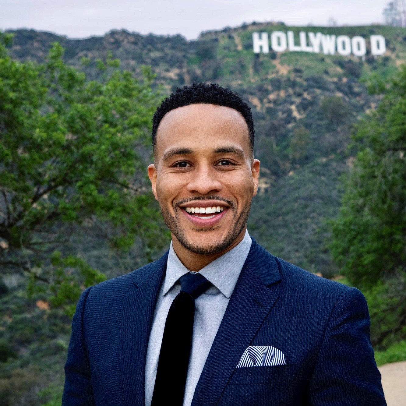 DeVon Franklin, Executive Speakers Bureau