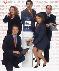 The Water Coolers, Executive Speakers Bureau
