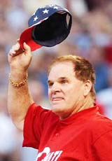 Pete Rose, Celebrity Speaker