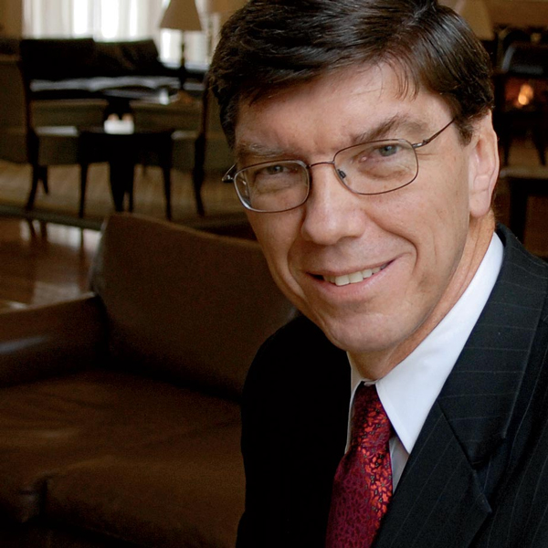 Clayton Christensen,Education Speaker