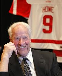 Gordie Howe, Sports Speaker