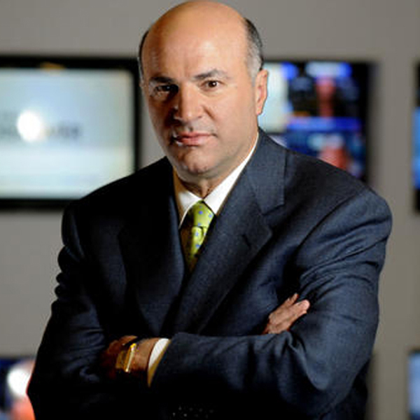 Kevin O'Leary, speaker