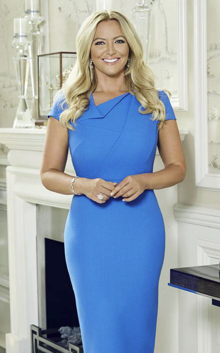 Lady Michelle Mone, Inspirational Speaker
