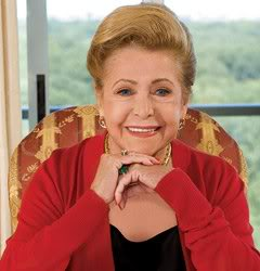 Mary Higgins Clark, Inspiration Speaker