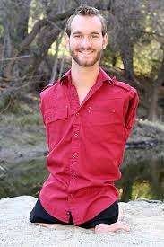 Nick Vujicic, Inspiration Speaker