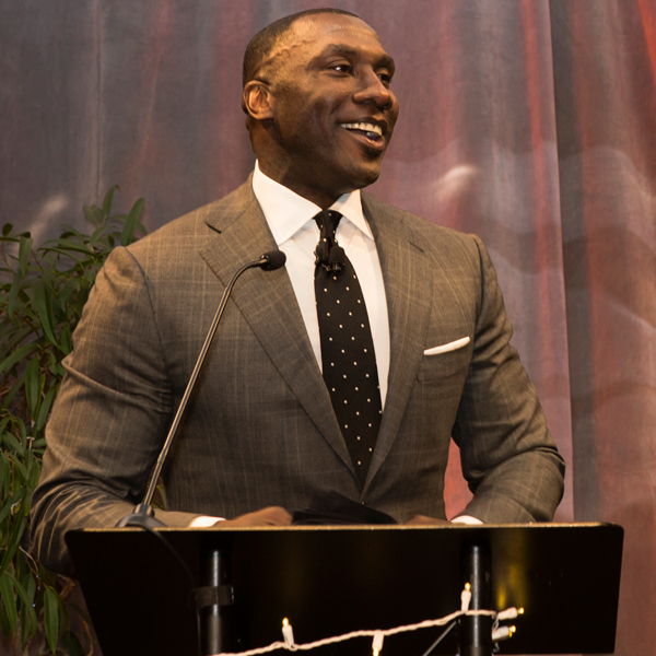 Shannon Sharpe, Celebrity Speaker