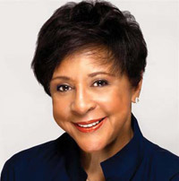 Sheila Johnson, Woman in Business
