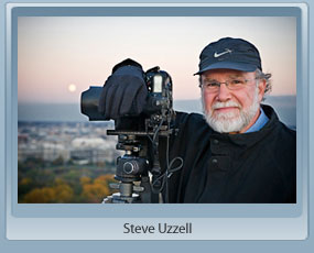Steve Uzzell, Personal Growth Speaker