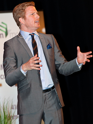 Stuart Knight, Business Strategy Speaker