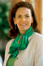 Blythe McGarvie, Global Leadership Speaker