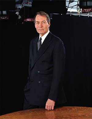 Charlie Rose, Celebrity Speaker