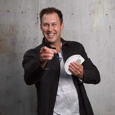 Jason Michaels, Magic Speaker