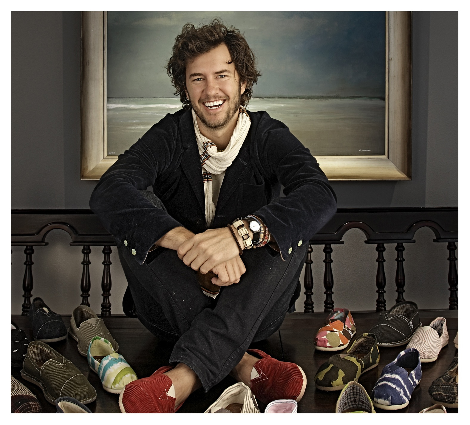 Blake Mycoskie, Consumer Behavior Speaker