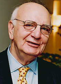 Paul Volcker, Finance Speaker