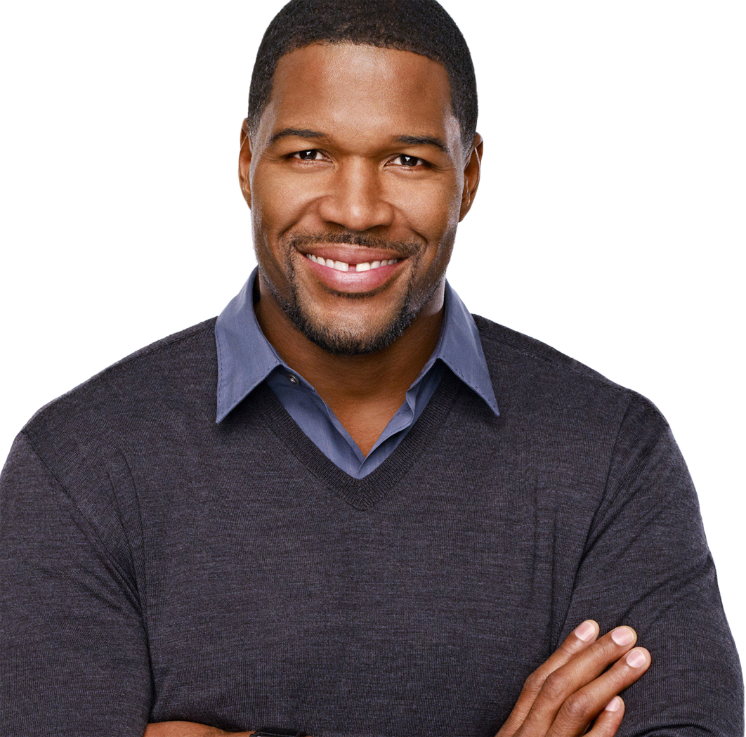 Michael Strahan, Celebrity Speaker