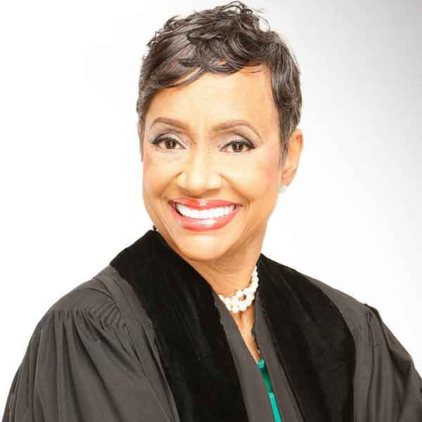 Judge Glenda Hatchett, Inspirational Speaker