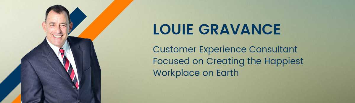 Louie Gravance, Disney Keynote Speaker