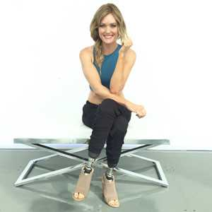 Amy Purdy, Paralympian