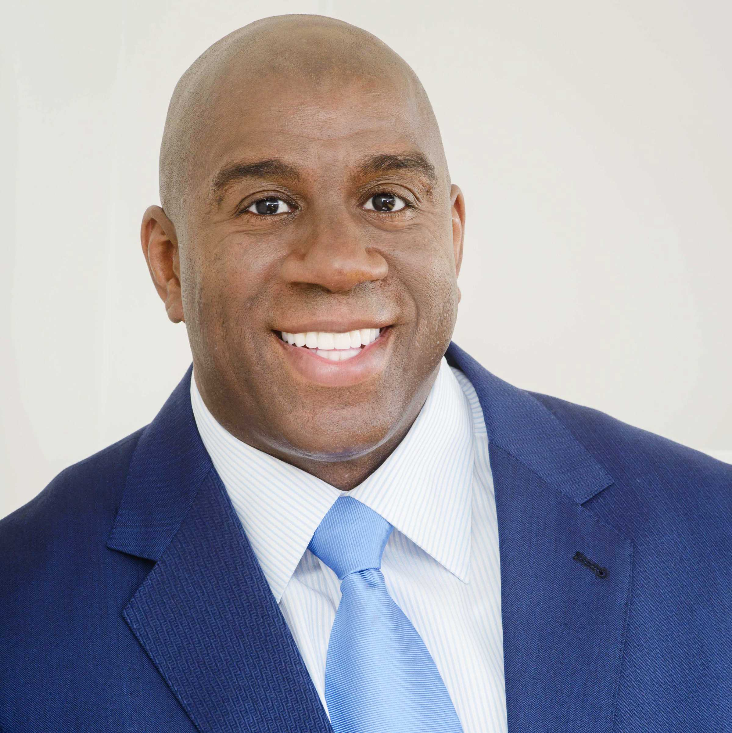 Magic Johnson Keynote Speaker