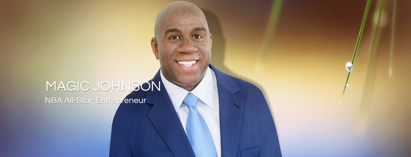 Magic Johnson : Executive Speaker Bureau