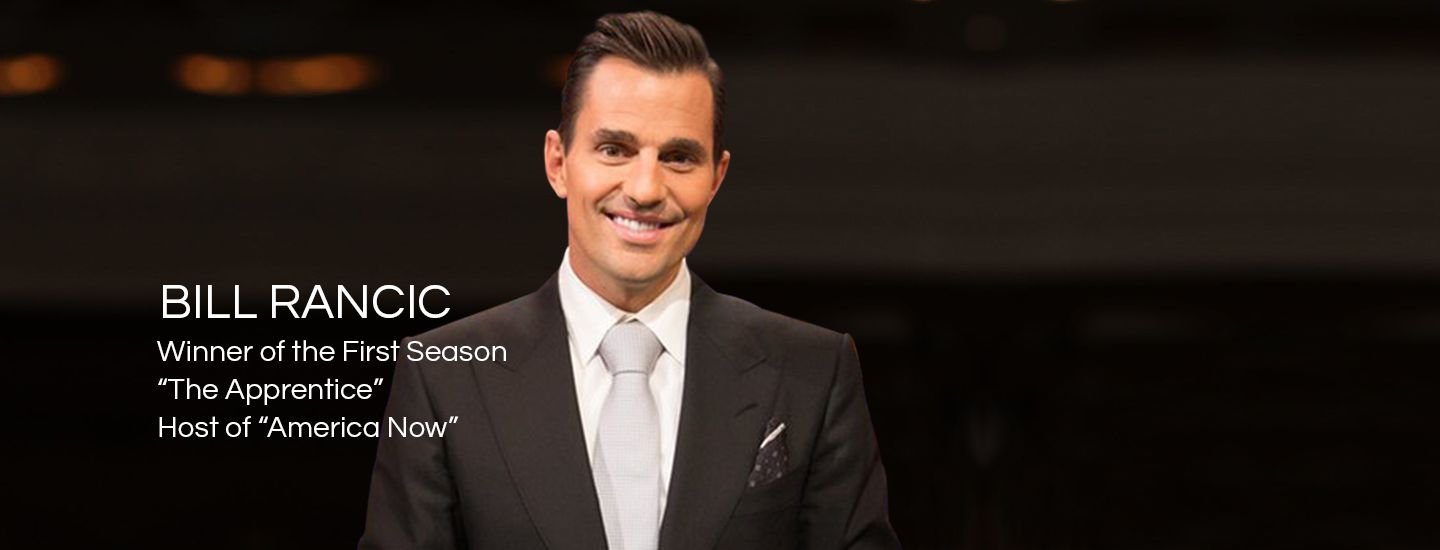 Bill Rancic : Executive Speaker Bureau