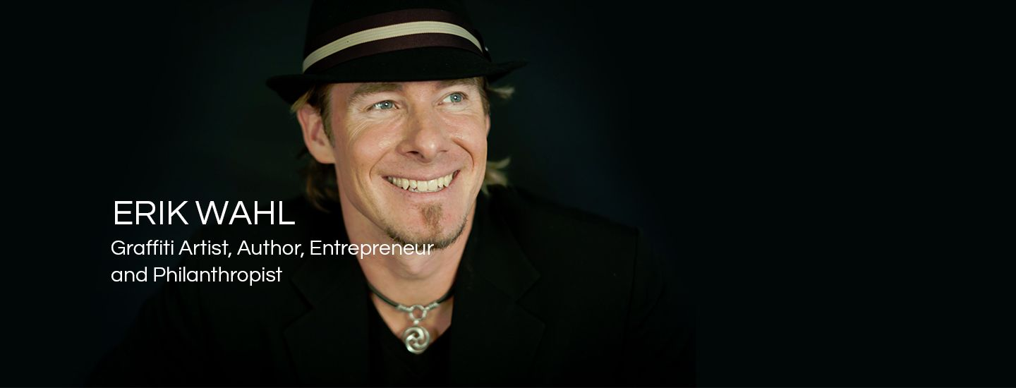 Erik Wahl : Executive Speaker Bureau