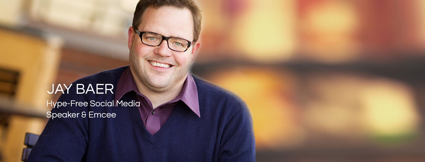 Jay Baer : Executive Speaker Bureau