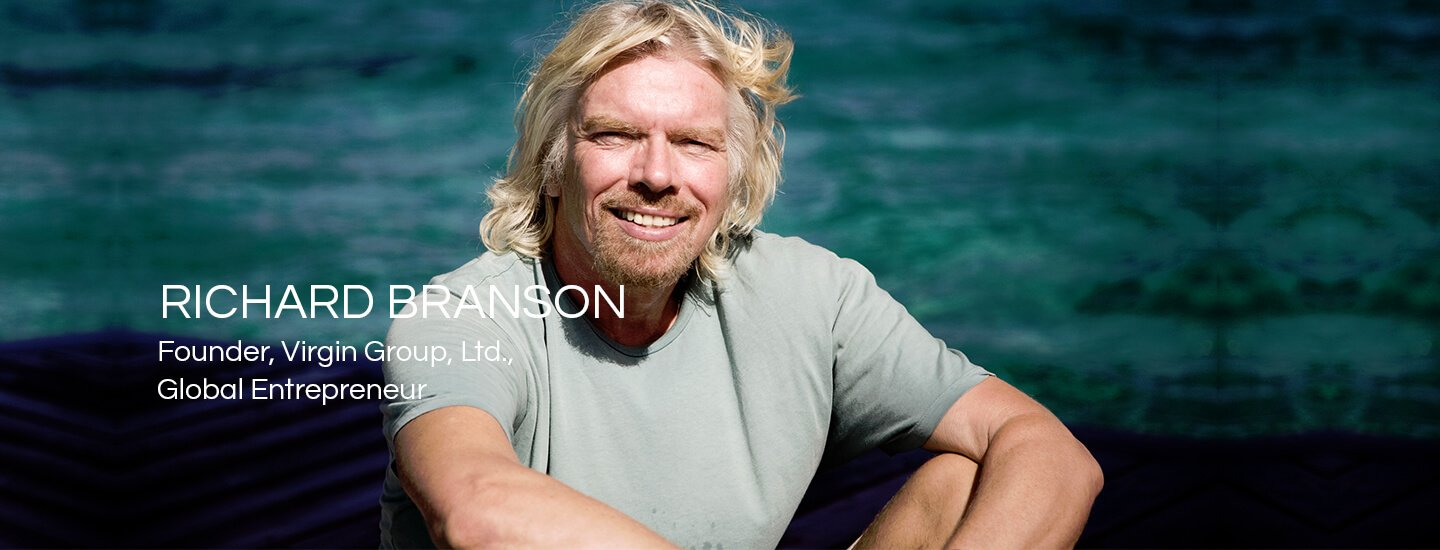 Richard Branson : Executive Speaker Bureau