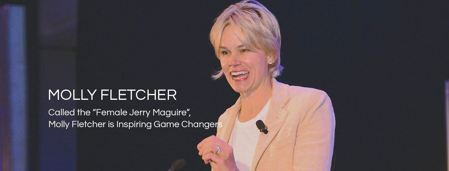 Molly Fletcher : Executive Speaker Bureau