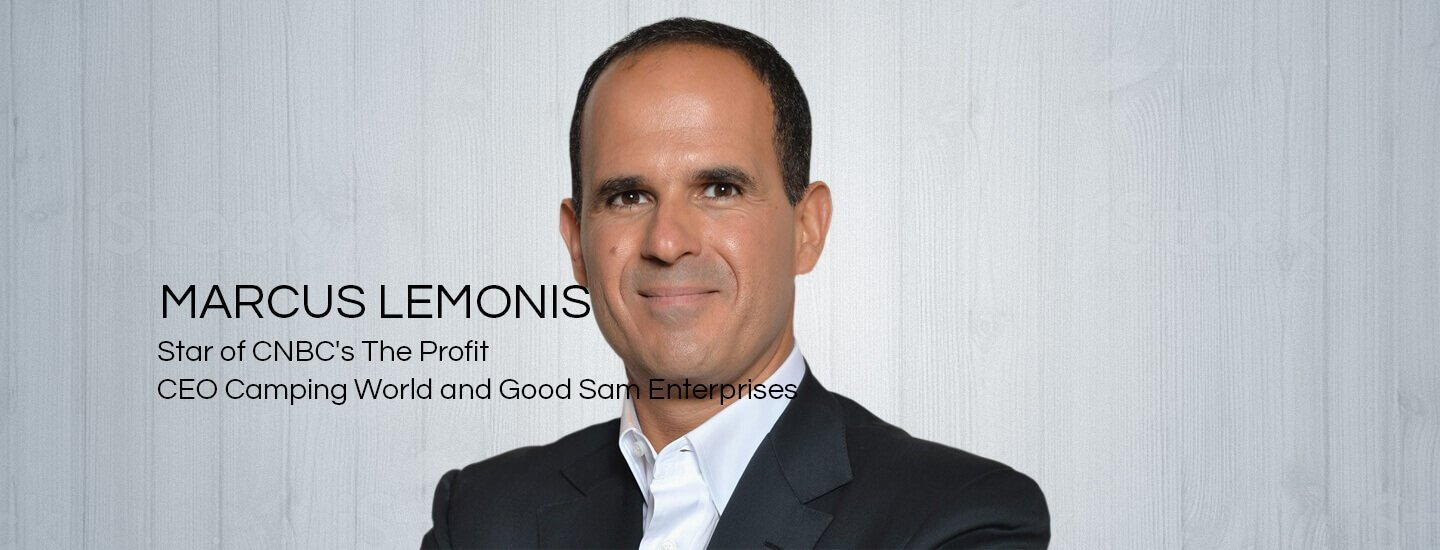 MARCUS LEMONIS : Executive Speaker Bureau