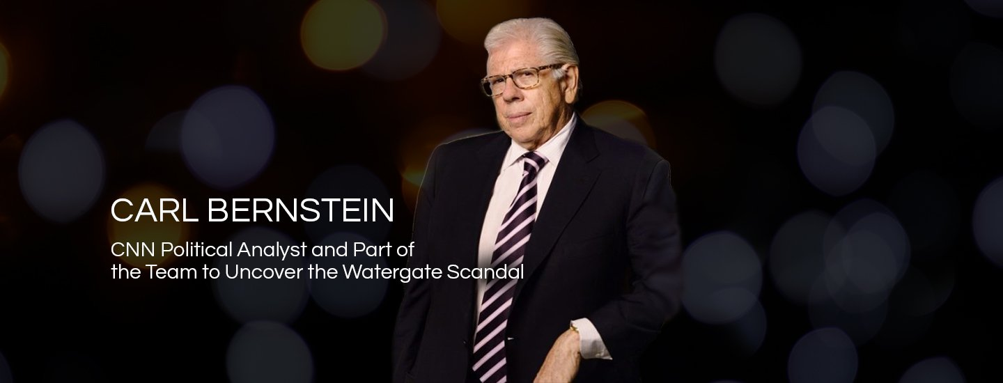 Carl Bernstein : Executive Speaker Bureau