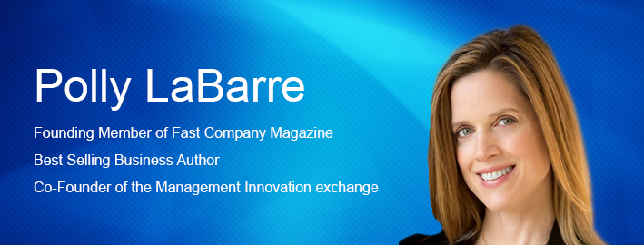 Polly LaBarre, Disruption Speaker, Executive Speakers Bureau