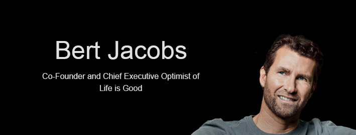 Bert Jacobs, Entrepreneur Speaker, Executive Speakers Bureau