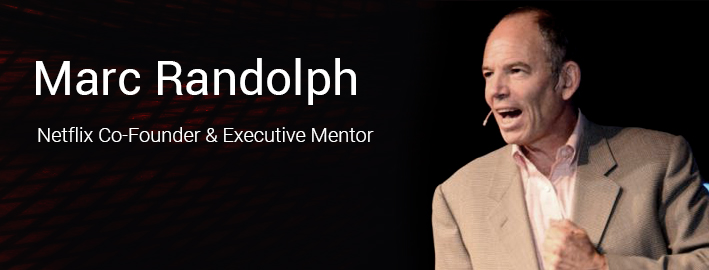 Marc Randolph : Executive Speaker Bureau